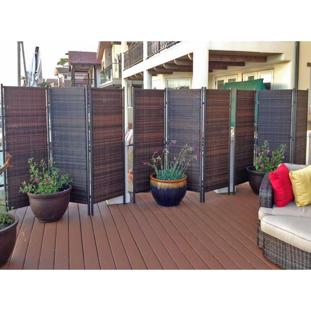 privacy outdoor screen