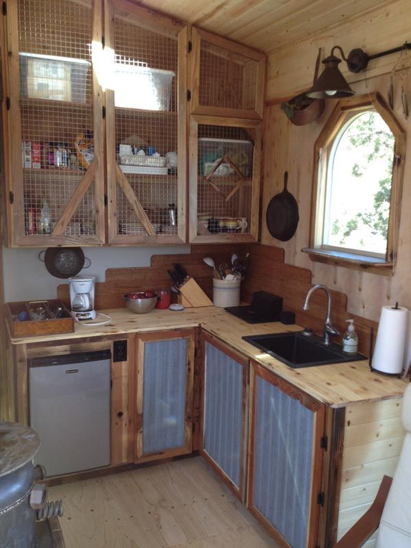 27 Gorgeous Rustic Kitchen Cabinets Ideas To Build This Year
