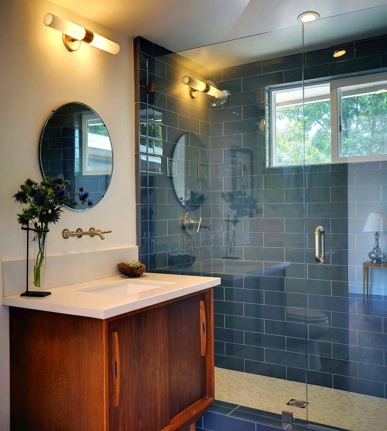 30 Awesome Mid Century Modern Bathroom Ideas You Should See This Year