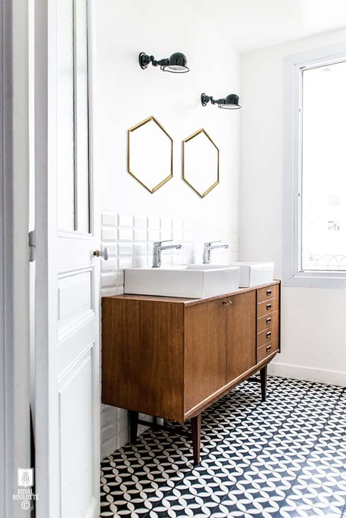 Mid Century Modern Bathroom Ideas