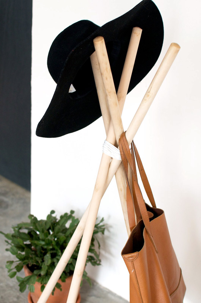 25 Simple And Easy Diy Hat Rack Inspiration