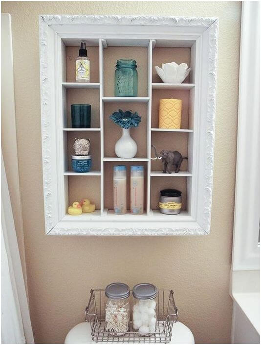 bathroom cabinet ideas pinterest