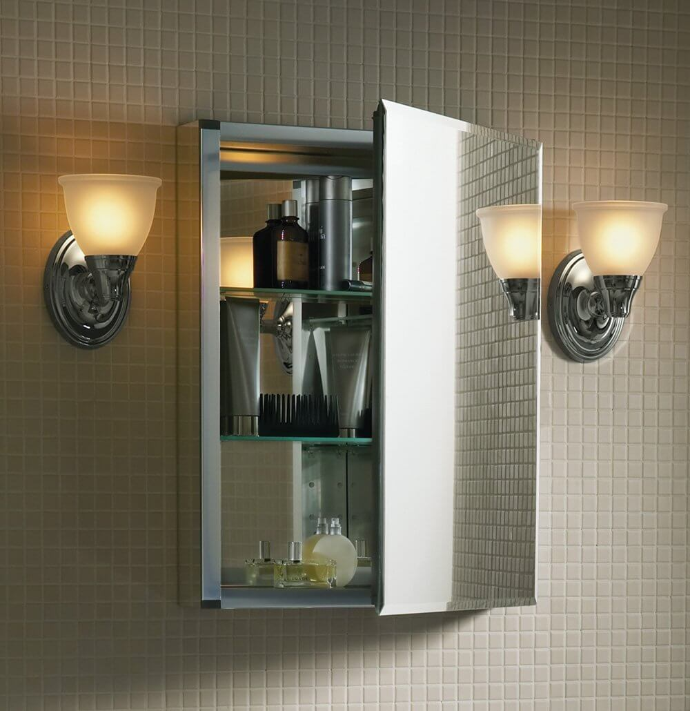 medicine cabinet ideas for bathroom