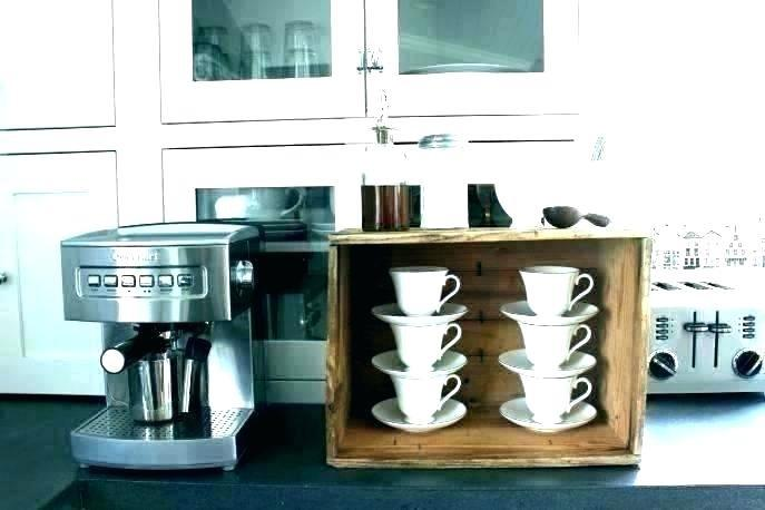 coffee station at landis valley