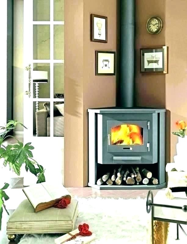 corner fireplace accent wall ideas