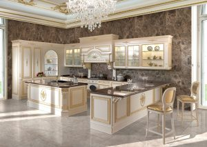 how to design a luxury kitchen