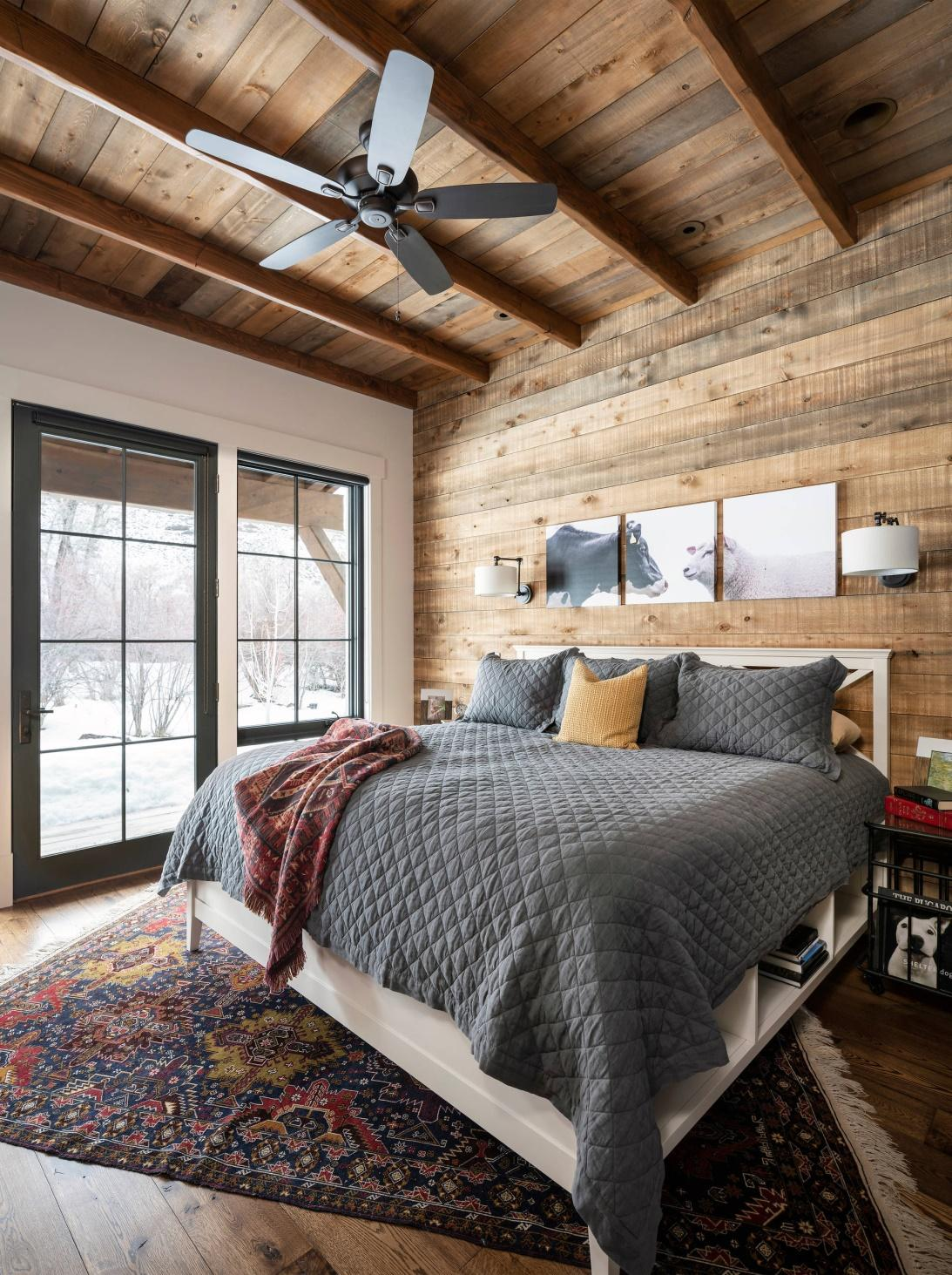 farmhouse bedroom master