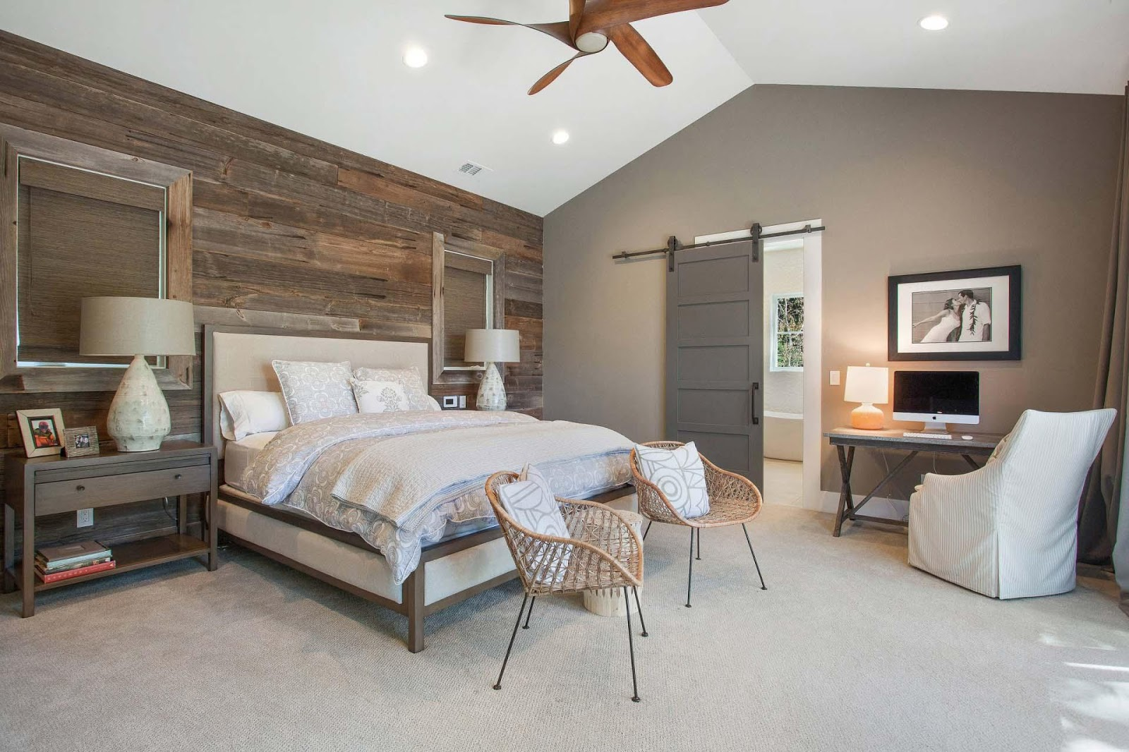 farmhouse bedroom paint ideas