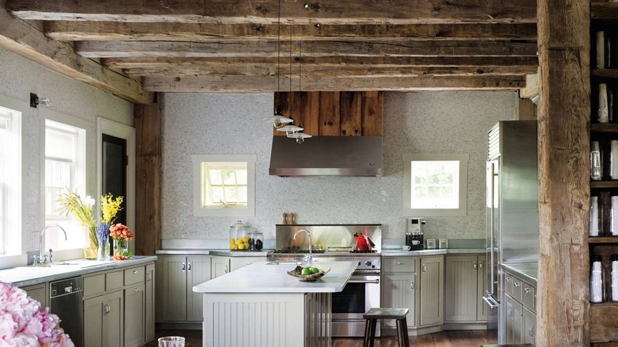 step 2 modern farmhouse kitchen