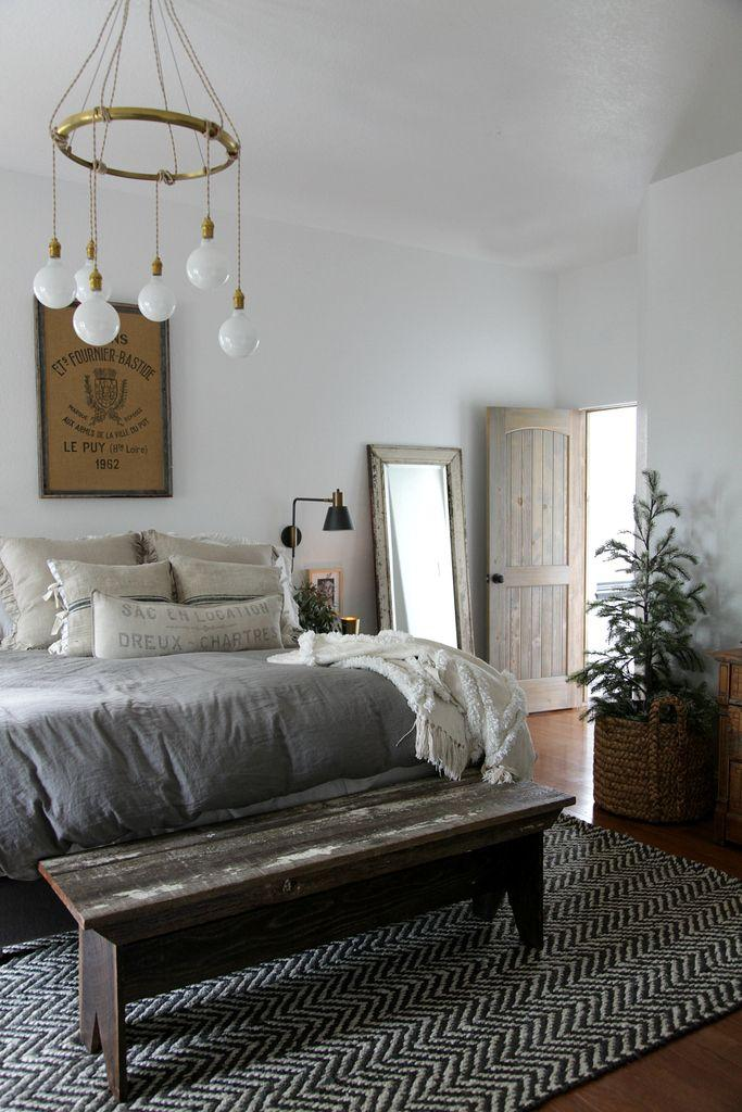 farmhouse master bedroom decorating ideas