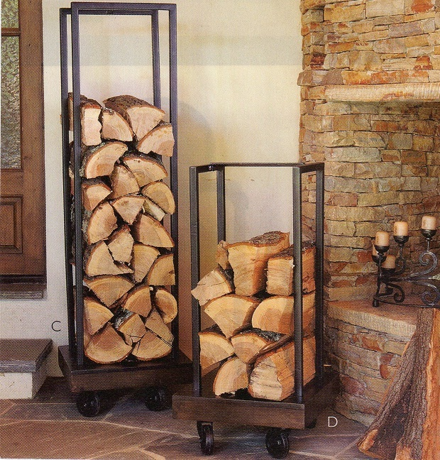 firewood storage uk