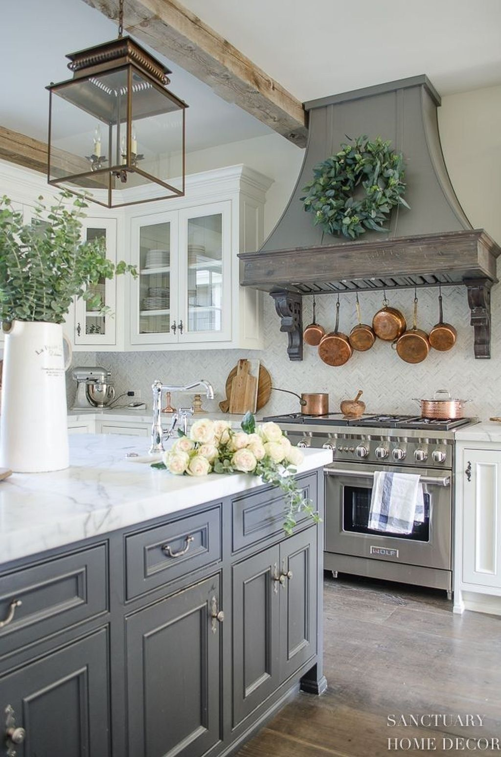 5 oaks farmhouse kitchen