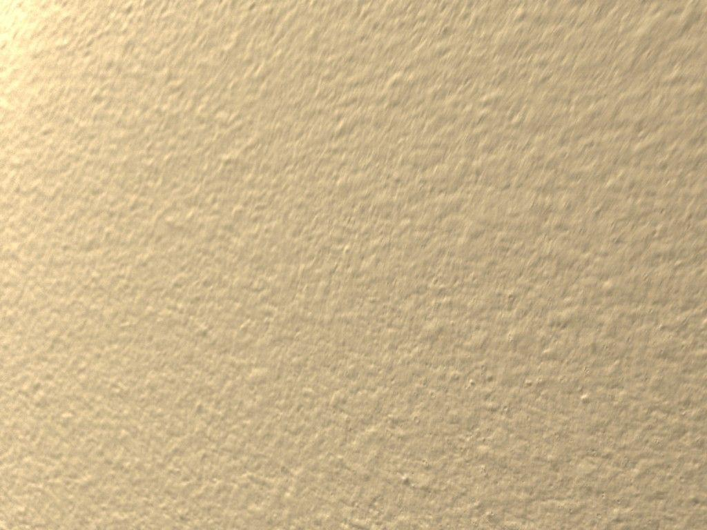 cleaning a textured ceiling