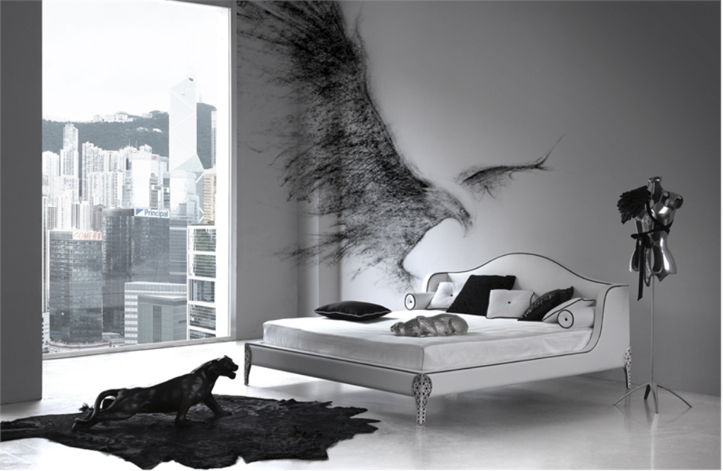 gothic bedroom ideas colors