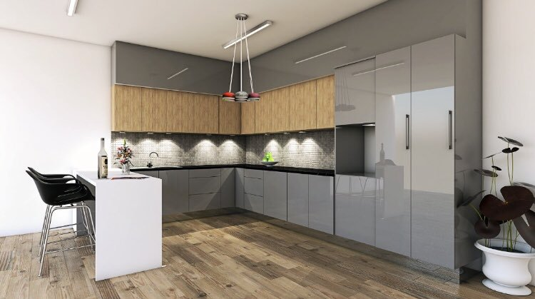 colors for kitchen cabinets 2019