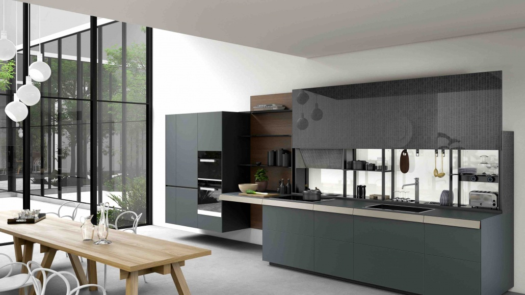 cost of a luxury kitchen uk