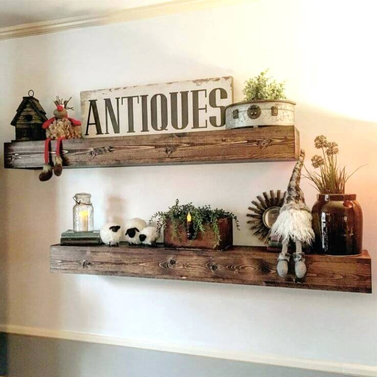 rustic home decor accents