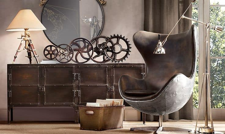 steampunk decor uk
