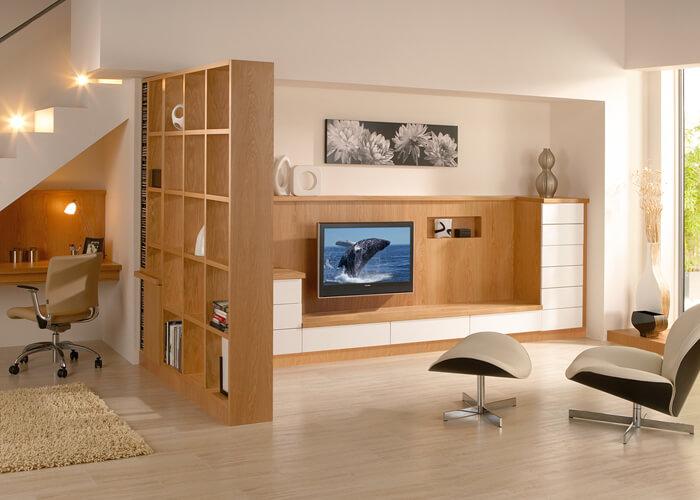 living room storage bench seat