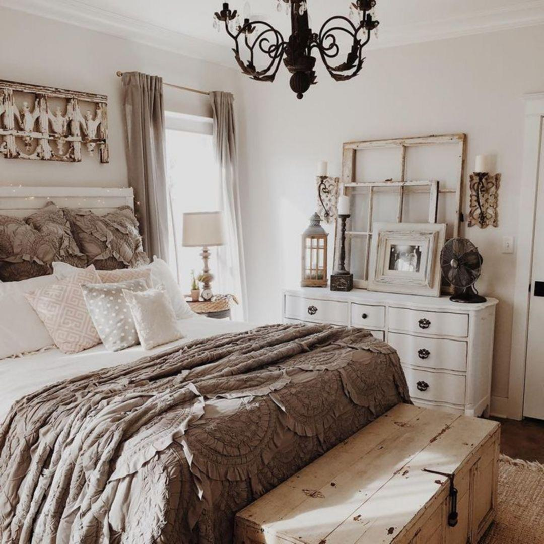 nautical farmhouse bedroom