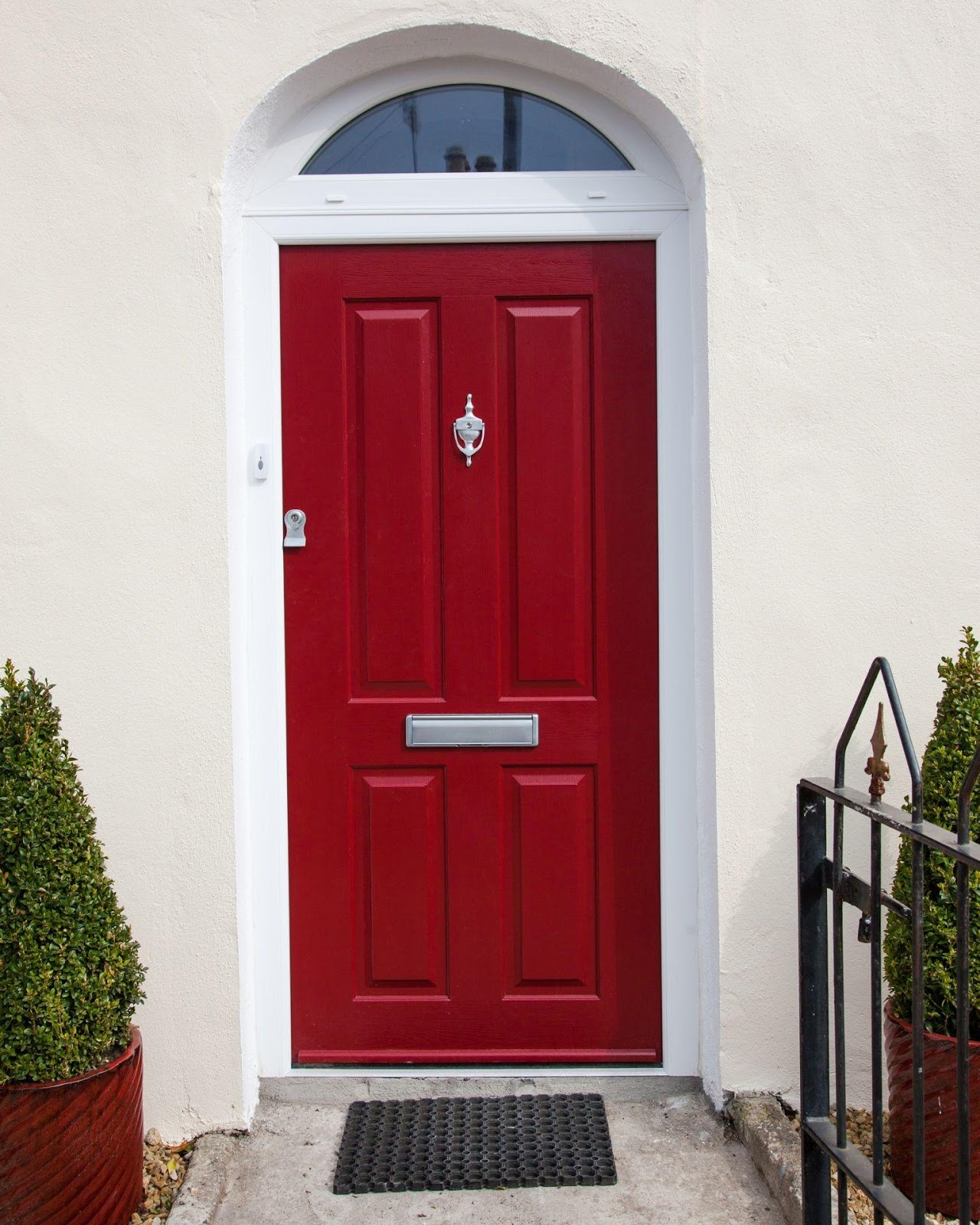 types of door trim