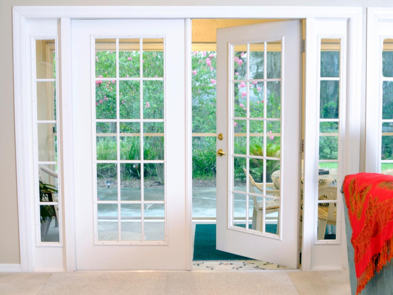 types of door weather stripping