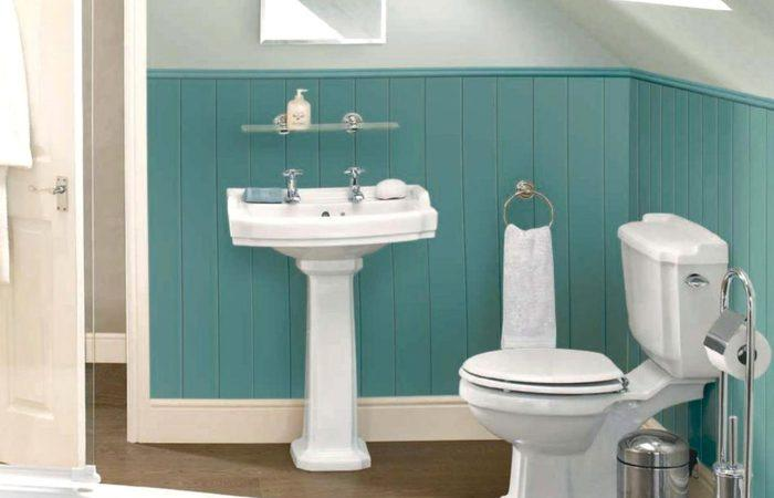 wainscoting bathroom floor to ceiling