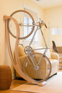 basement bike storage ideas