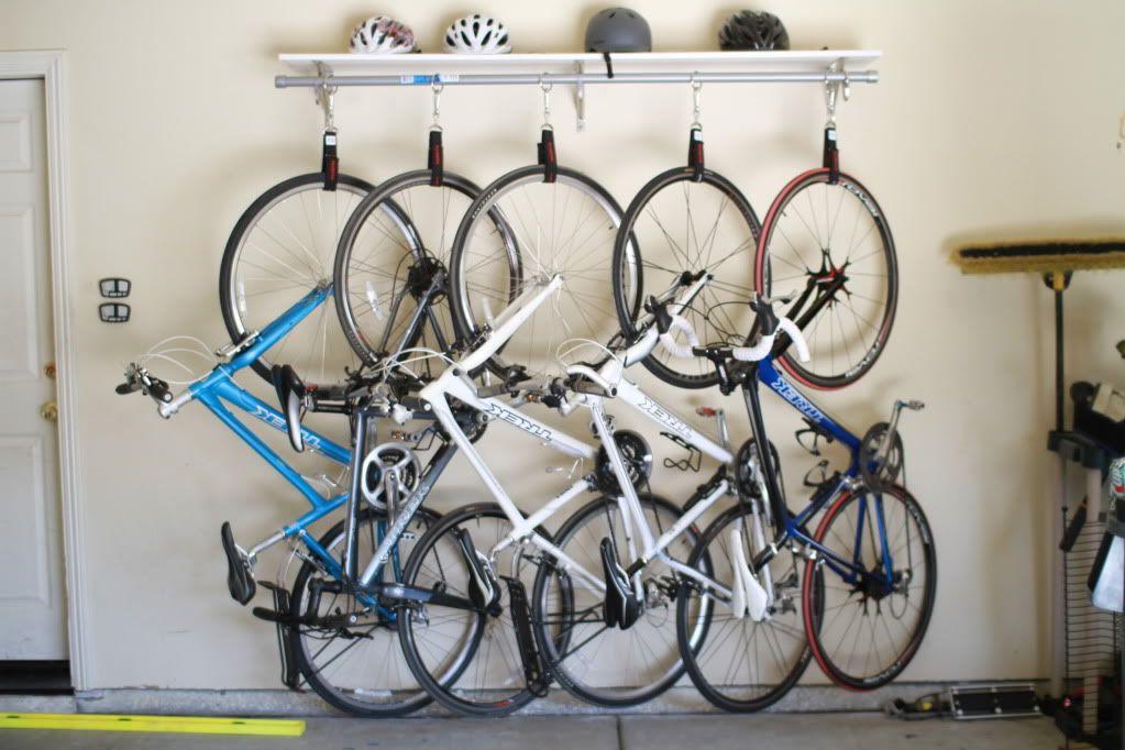 bike storage ideas apartment