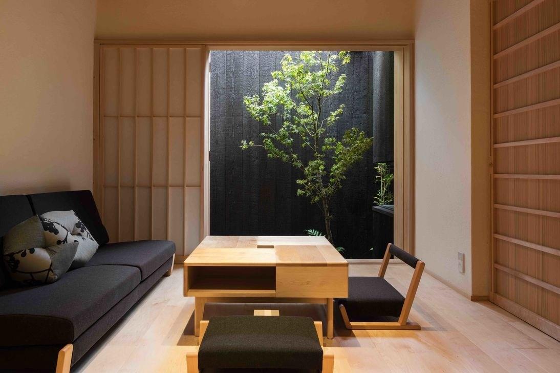japanese design for living room