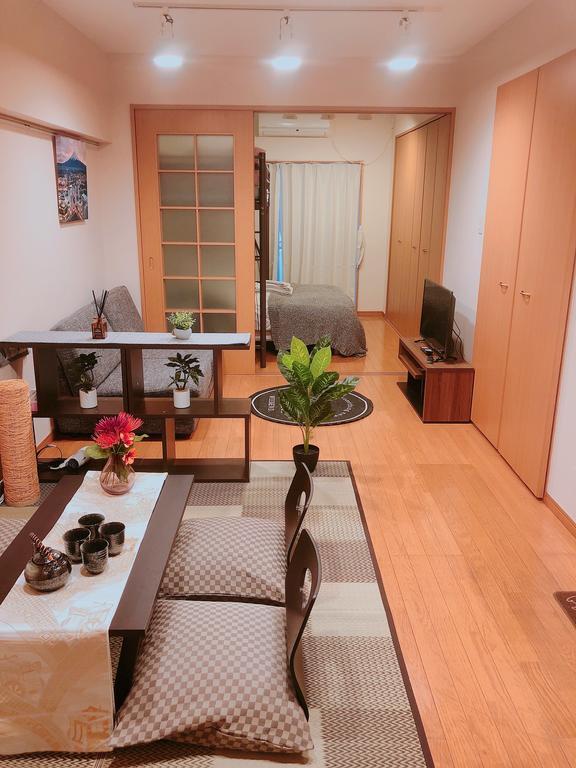 japanese modern home living room