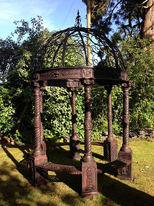 gazebo anchor ideas