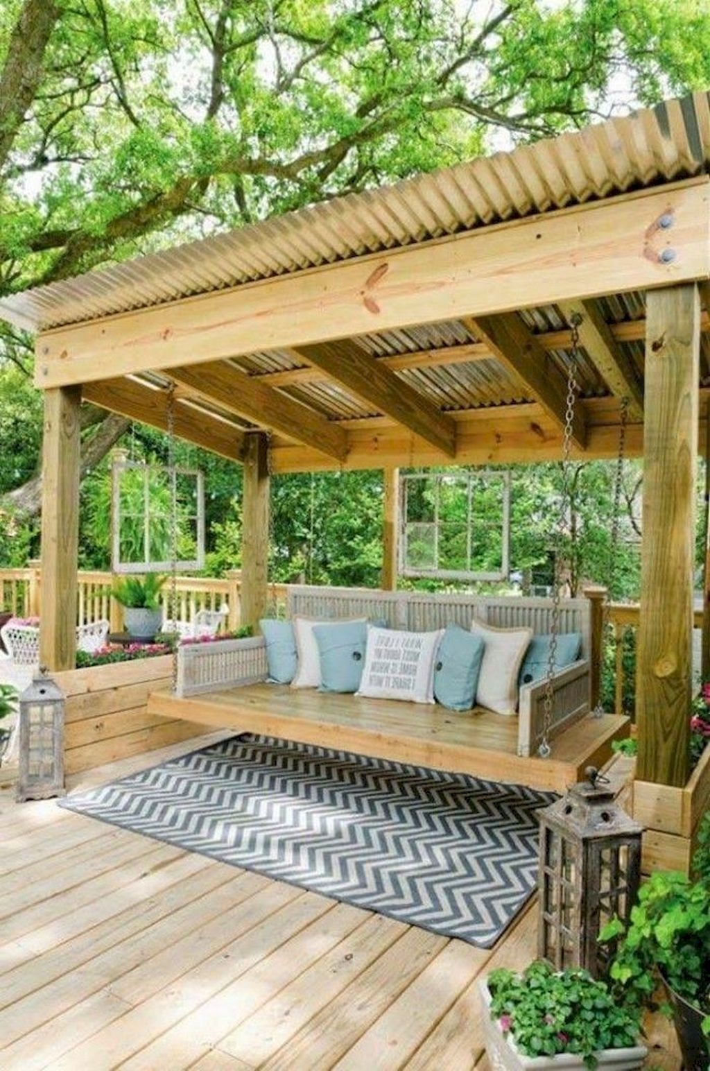 gazebo creative ideas