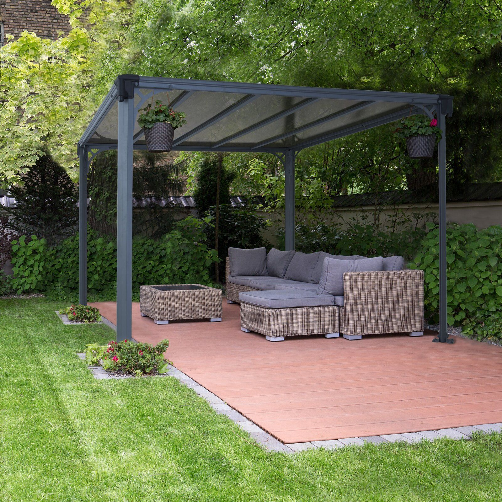 gazebo ideas for backyard