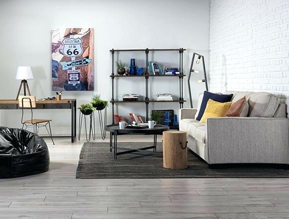 industrial paint colours for living room