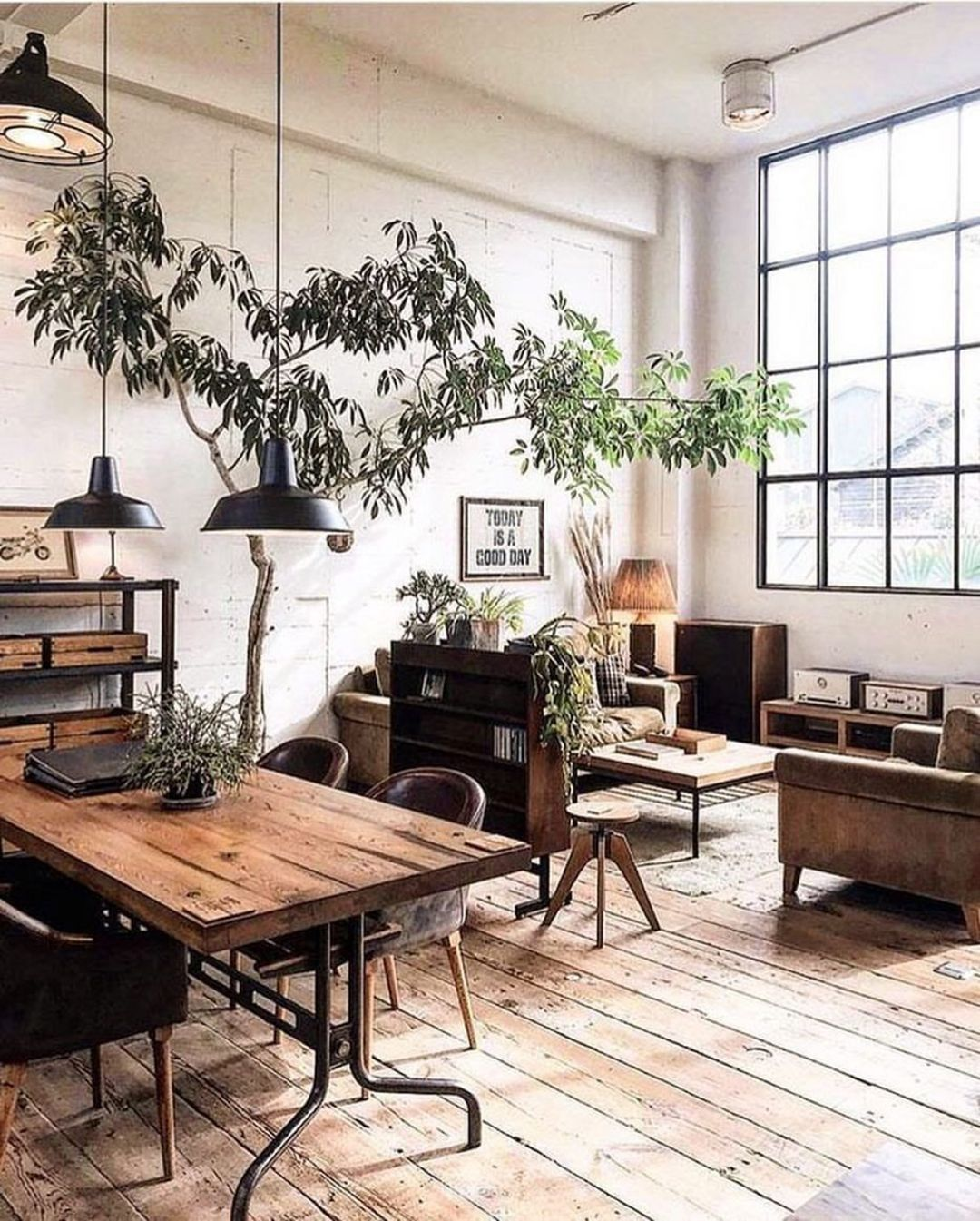 25 Gorgeous Industrial Living Room Ideas For 2020