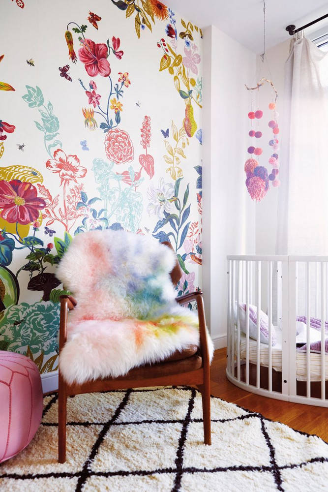 baby girl blue bedroom ideas