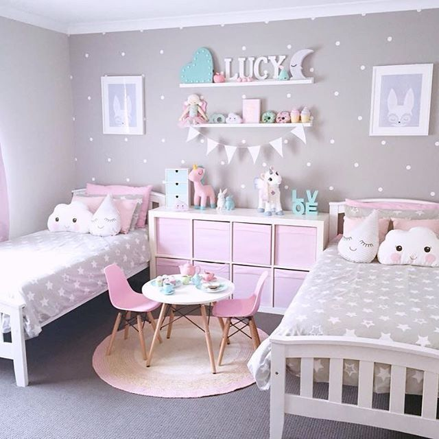 baby girl nursery ideas coral