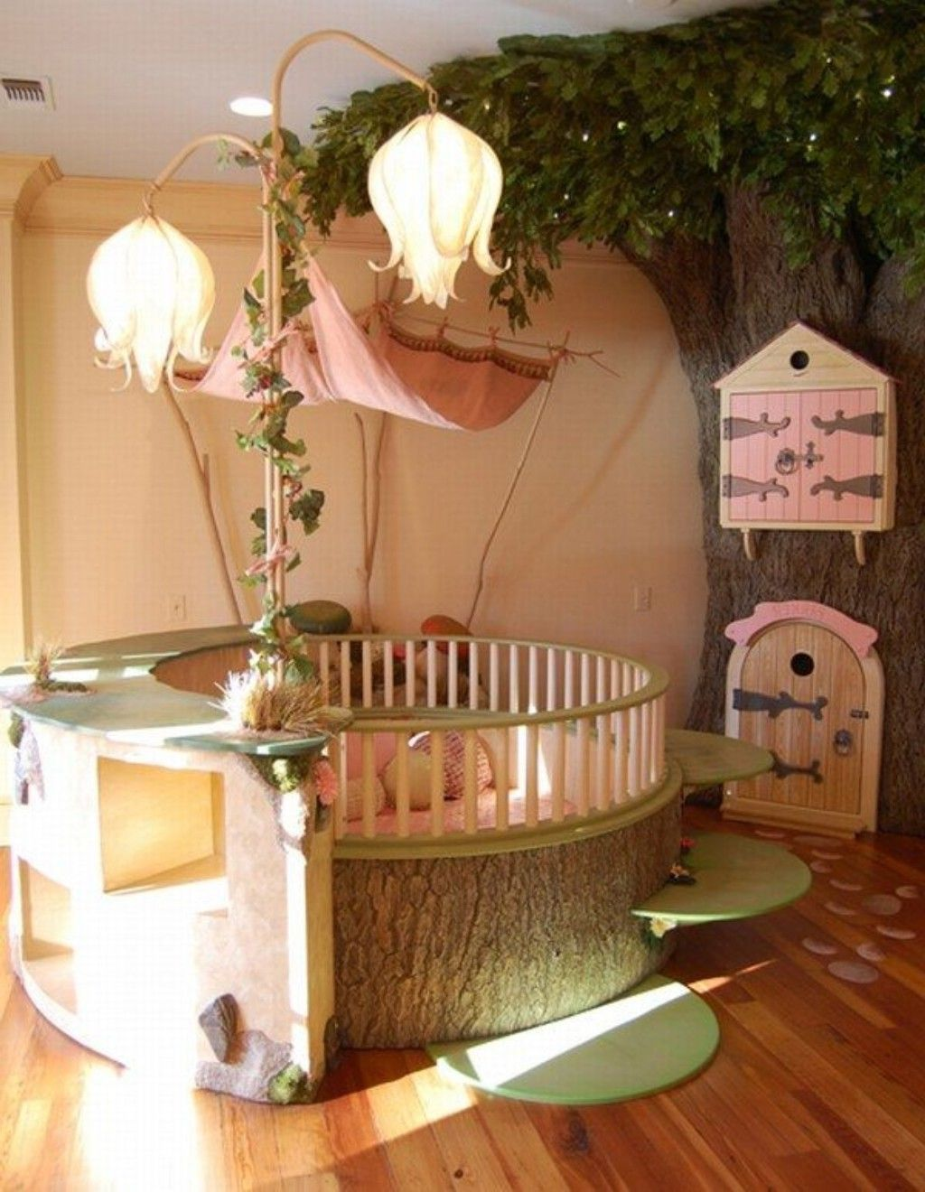 a baby girl bedroom ideas