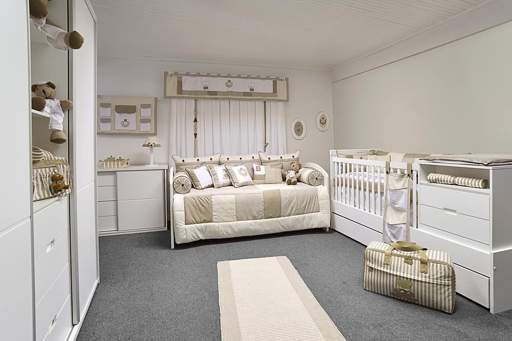 pictures of baby girl nursery ideas