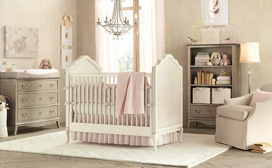 baby girl nursery ideas 2018