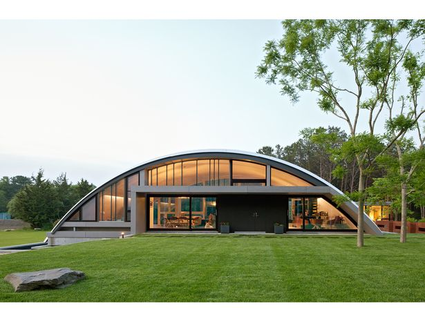 quonset metal building homes