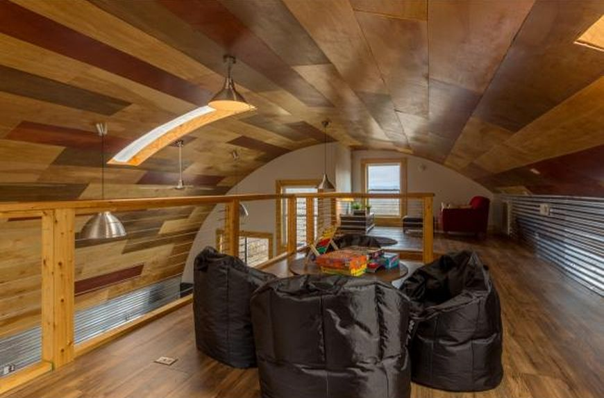 beautiful quonset homes