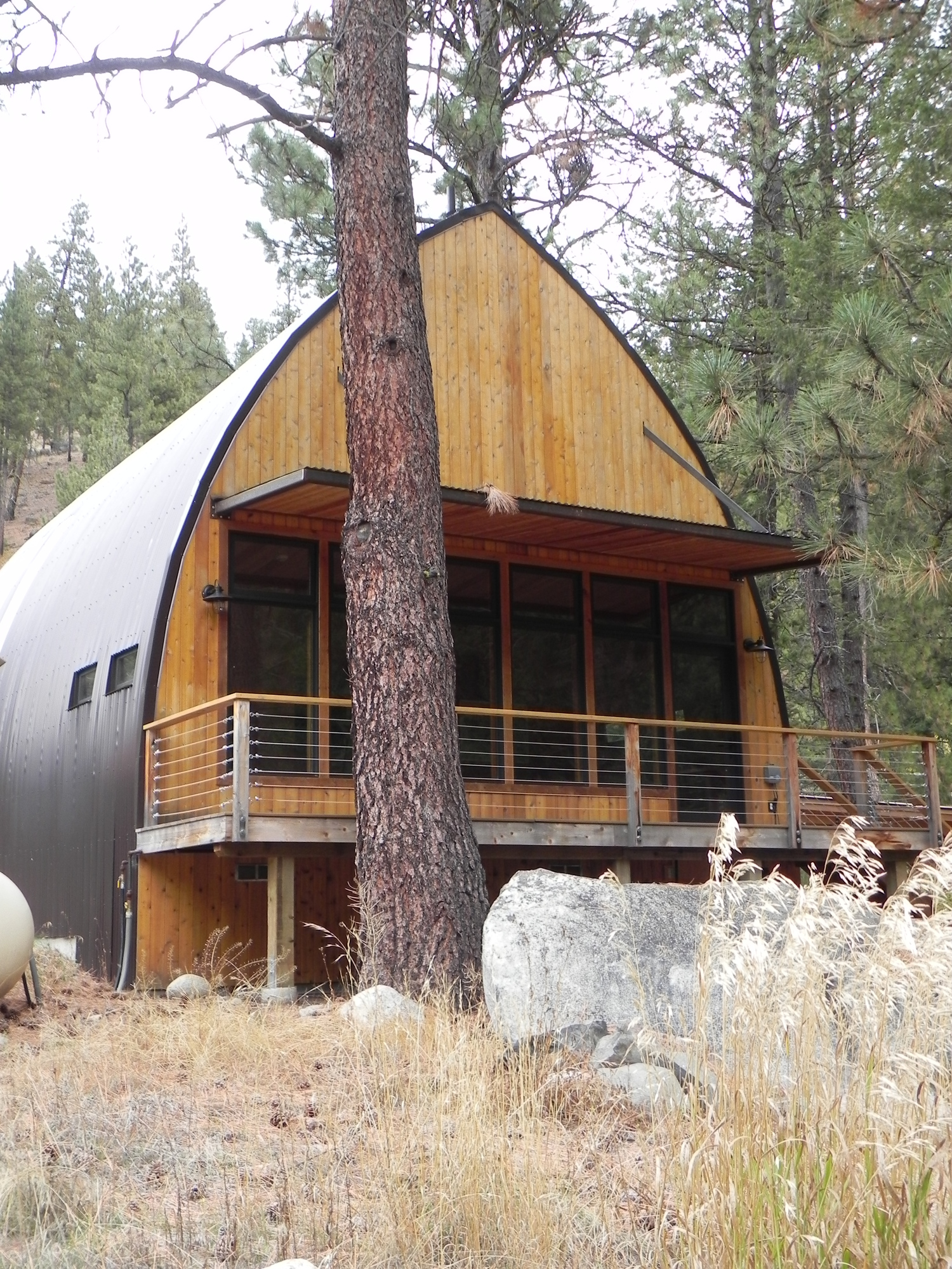 quonset hut steel homes