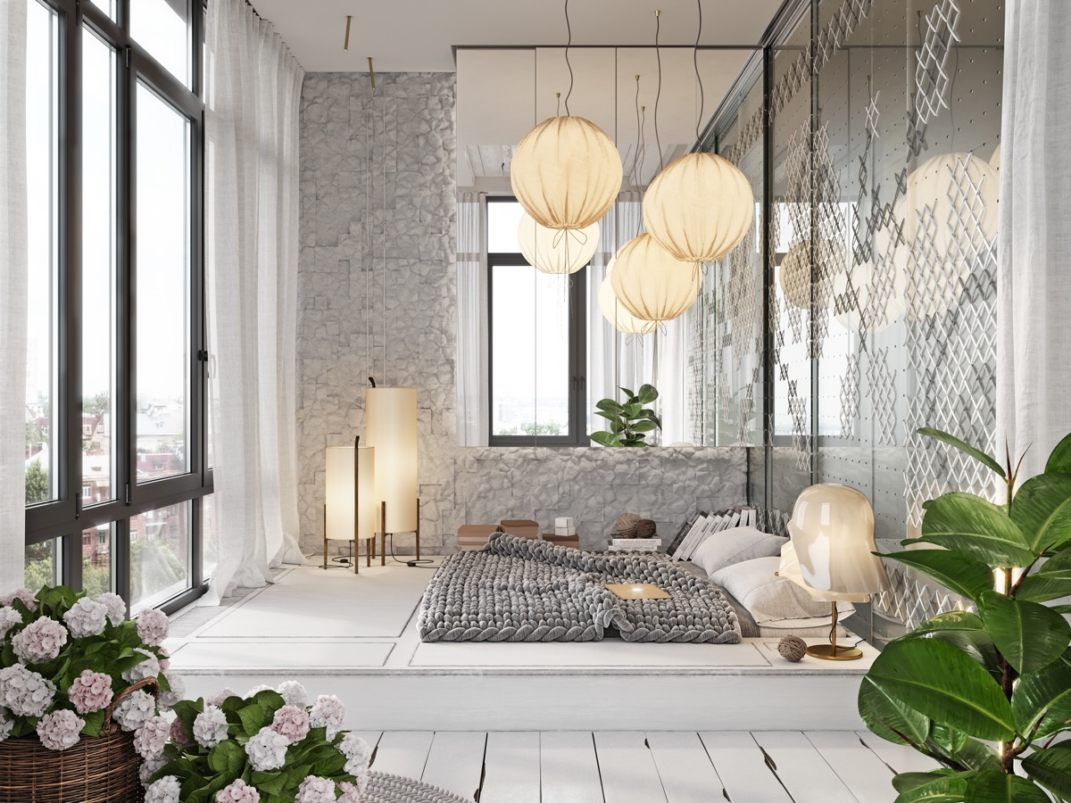 aesthetic bedroom rooms