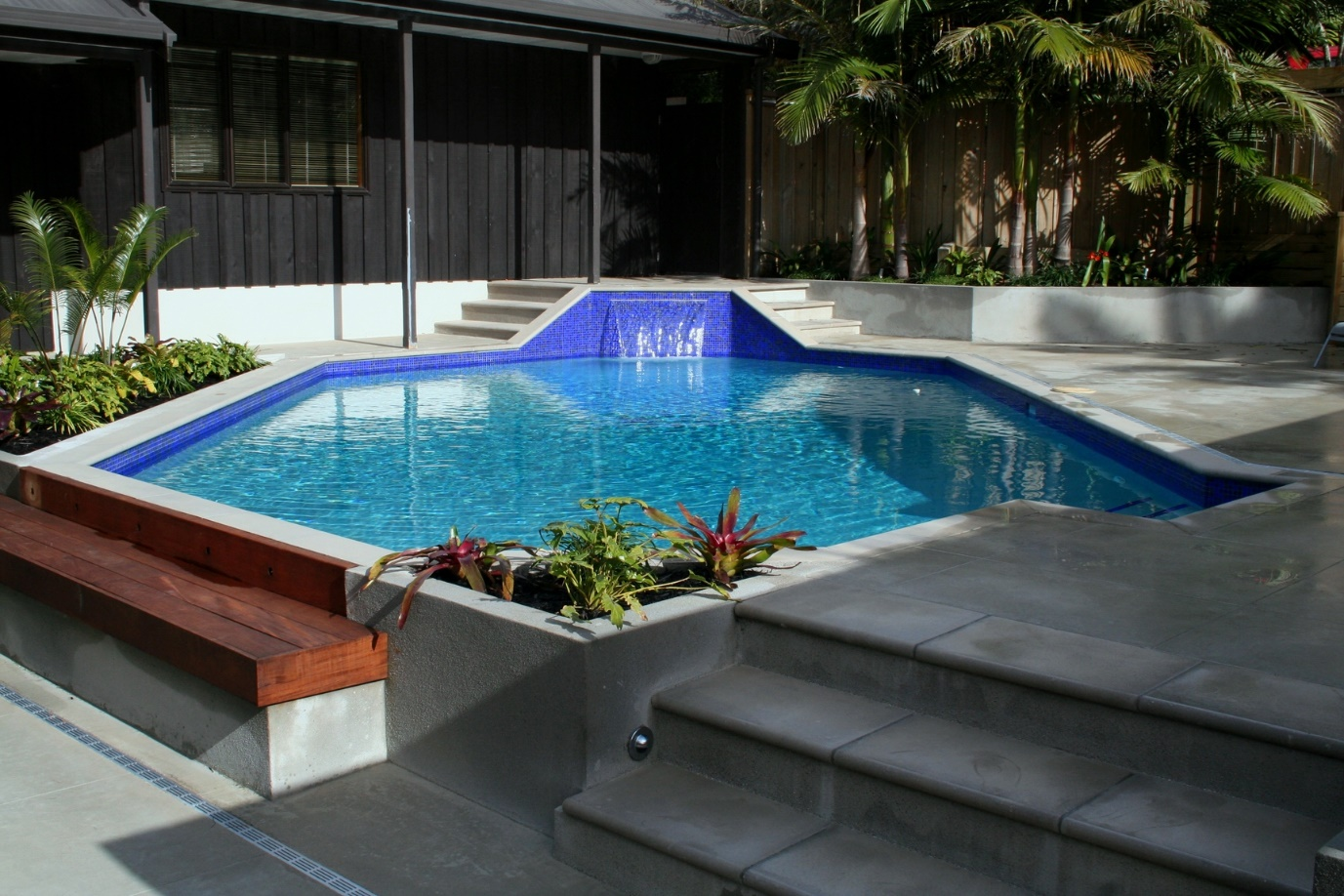 pool deck storage ideas