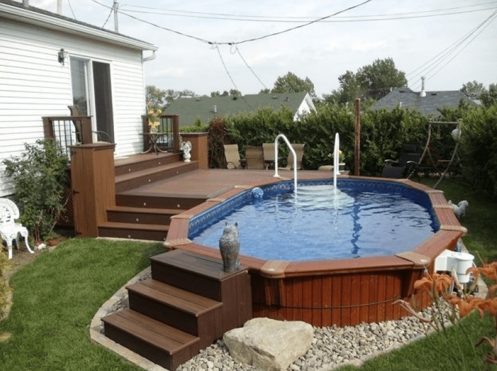 pool deck surface ideas