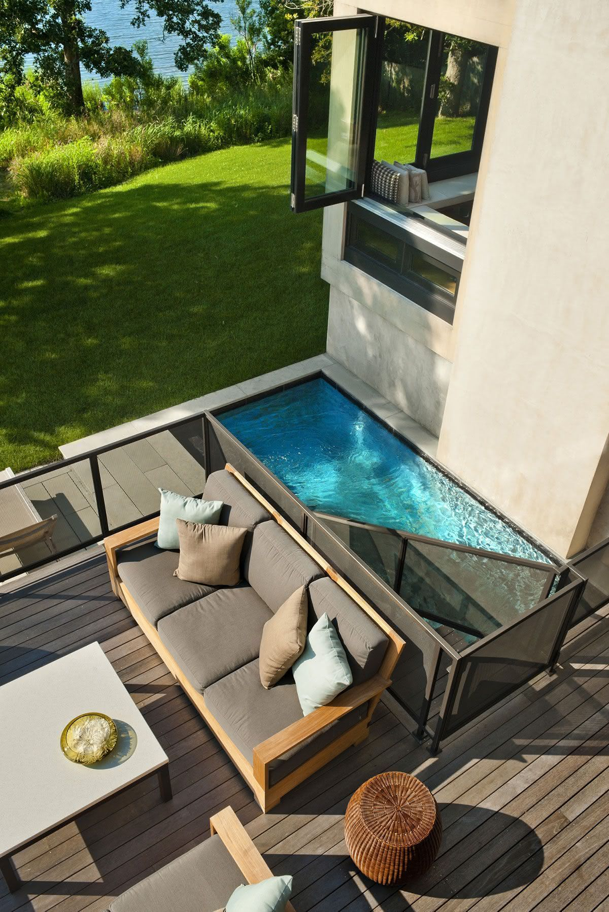 pool deck shade ideas