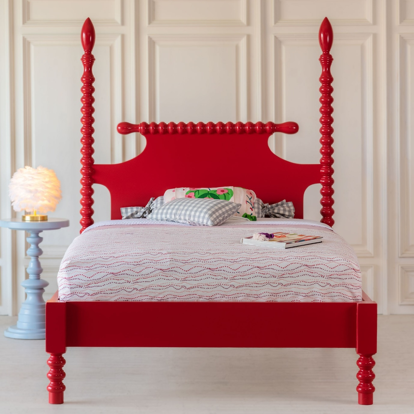 red mahogany bedroom furniture