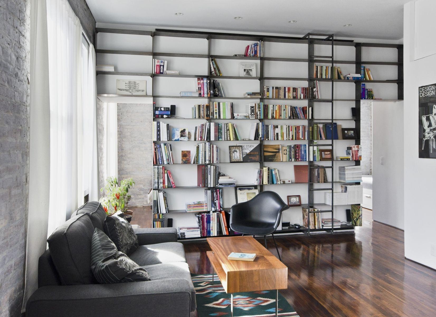 minimalist apartment vintage